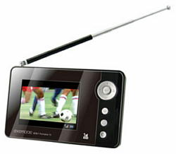 ワンセグTV KFE ISDB-T Portable TV EXEMODE i24