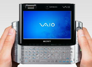 sony VAIO Type U VGN-UX71
